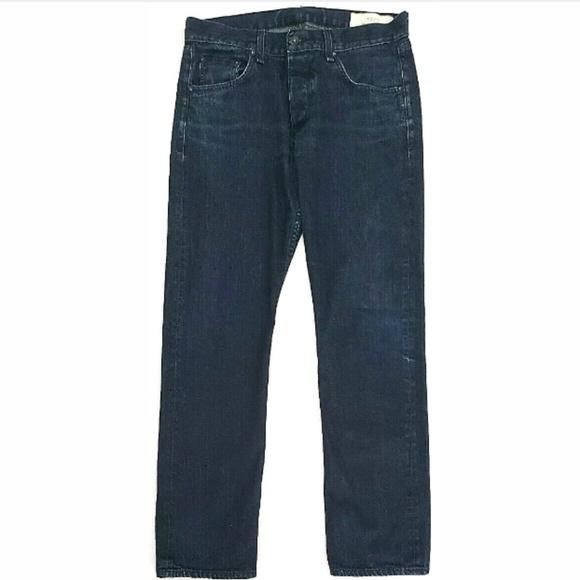 rag & bone Other - Rag & Bone Mens Jeans Fit 3 Slim Straight Leg Dark